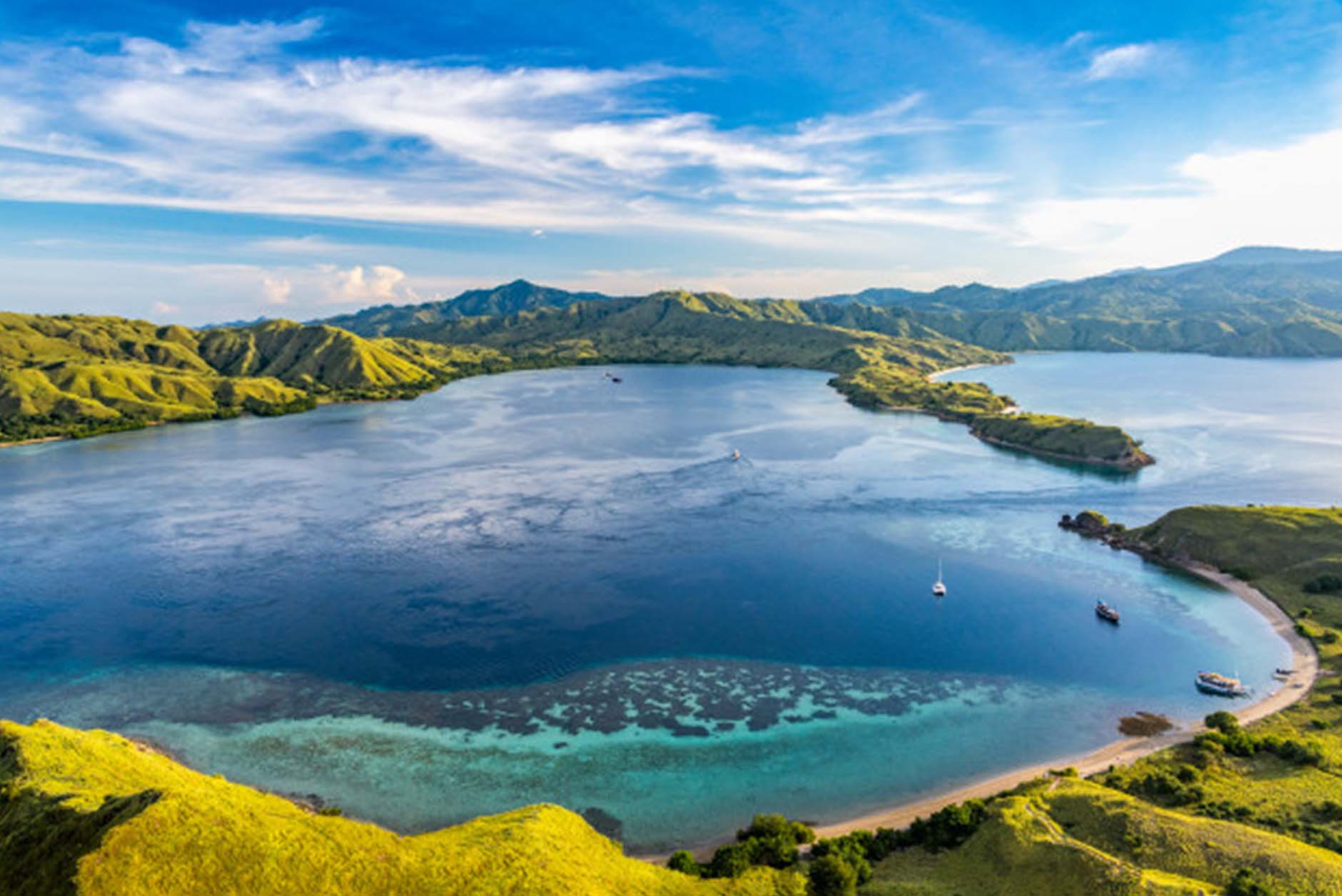 gili lawa komodo national park header
